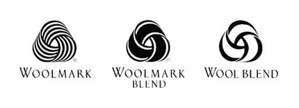 Woolmark logo design