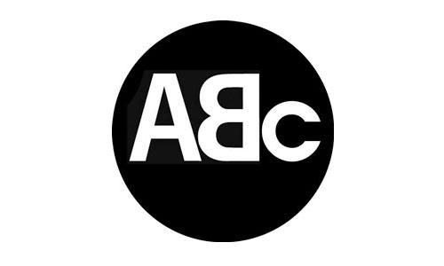 ABBA abc logo