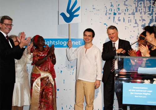 Human Rights logo unveiled