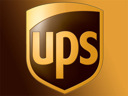 The UPS Logos Golden Combover