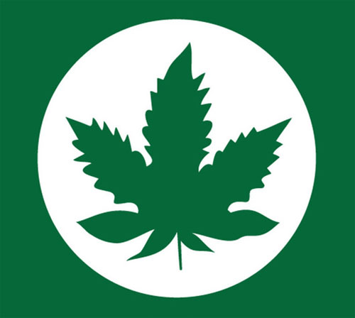 Washington pot logo