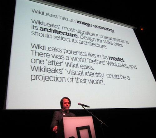 Wikileaks identity