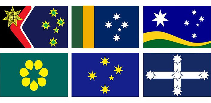Australian flag proposals