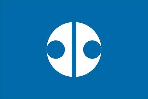 Flag of Kitami