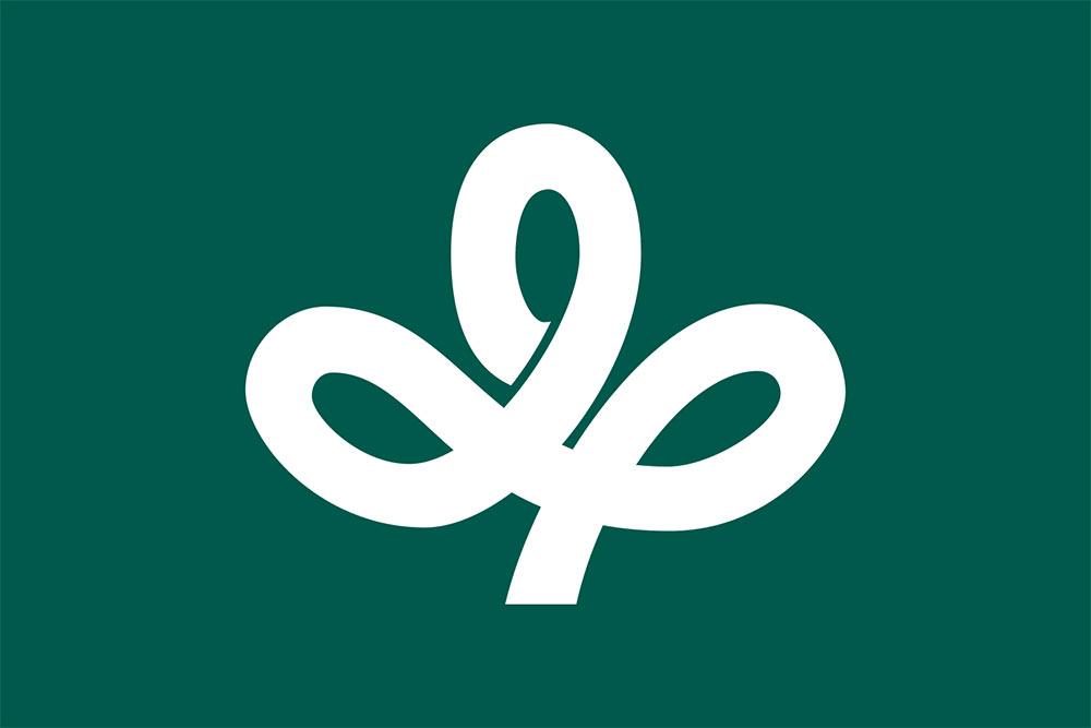 Flag of Miyagi
