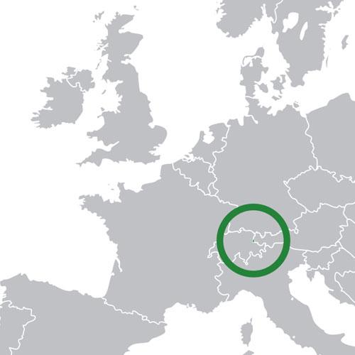 Liechtenstein location