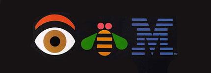 IBM poster design