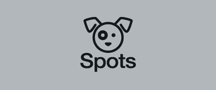 spots logo design