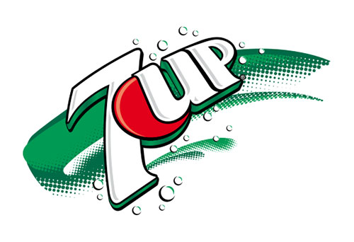 7up logo old