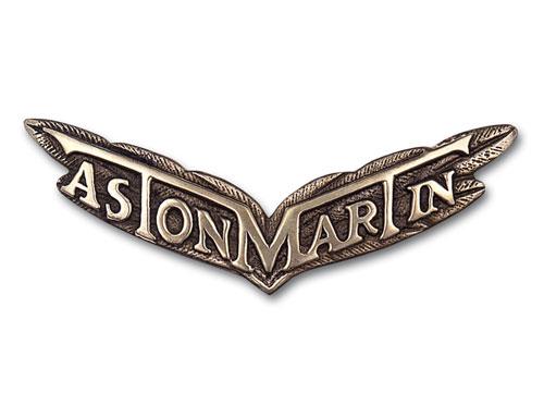 Aston Martin logo 1927