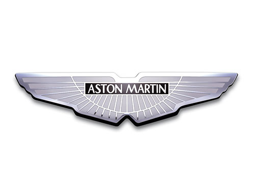 Aston Martin logo 1984