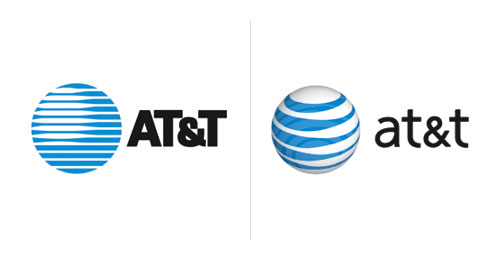 att logo Some of The Worlds Iconic Logo Designers