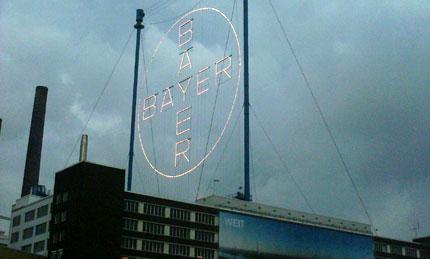 Bayer cross Leverkusen