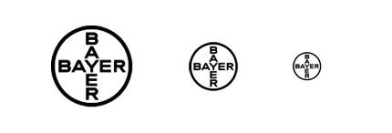 Bayer logo design