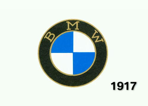 Bmw Logo Evolution Logo Design Love