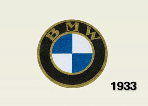 BMW logo de 1933