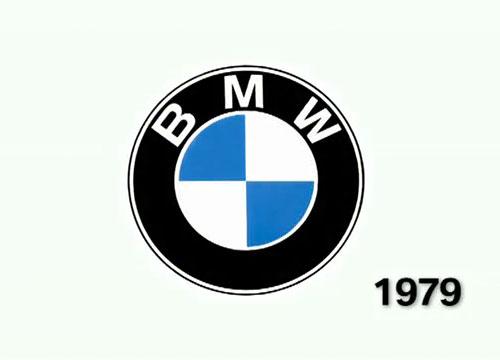 BMW logo de 1979