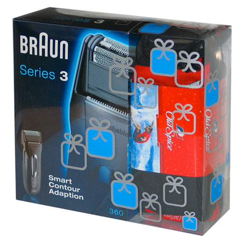 Braun packaging