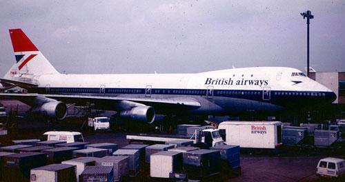 British Airways livery