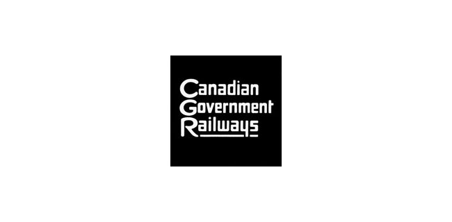 Canadian Government Railways logo 1915
