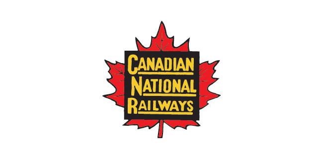 Canadian National Railways logo 1954