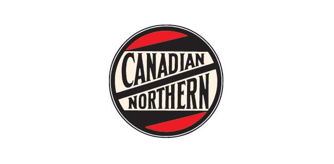 Canadian Northern railway logo 1899