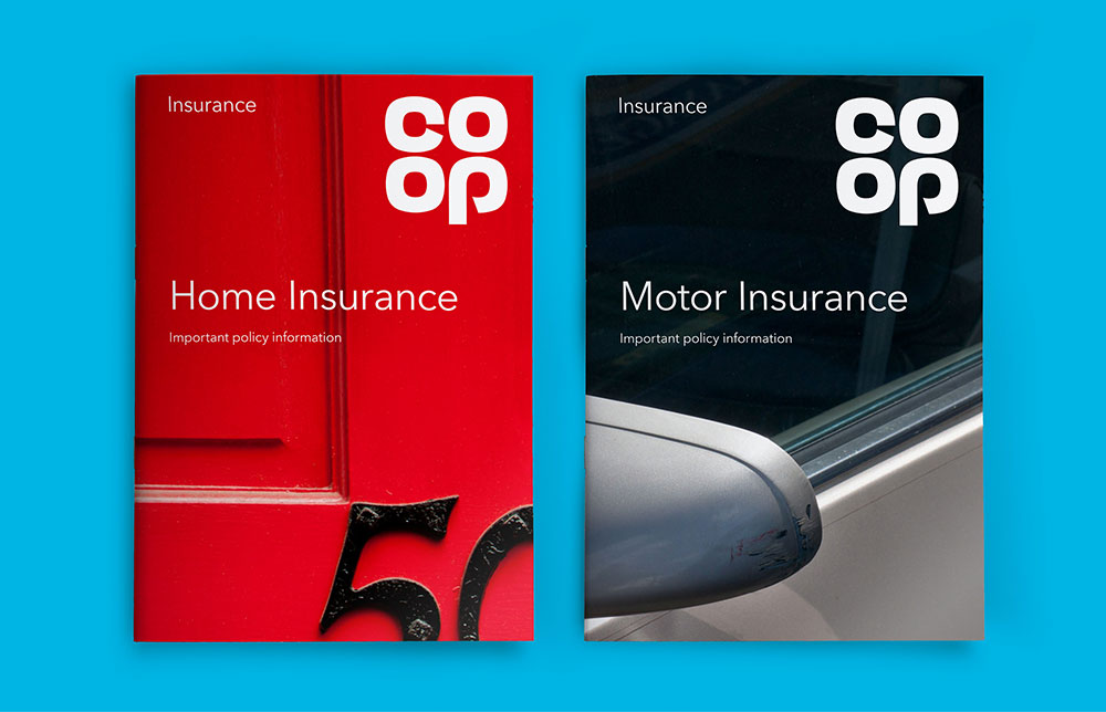 Co-op leaflets