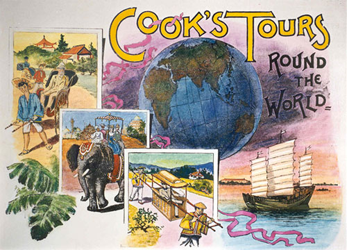 Cooks Tours brochure 1891