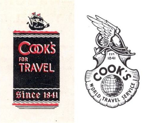 cooks-world-travel-logo-01 Thomas Cook logo evolution design tips