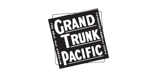 Grand Trunk Pacific logo 1905