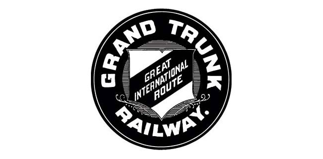 Grand Trunk Railway logo 1852