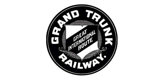 Grand Trunk Railway logo 1852