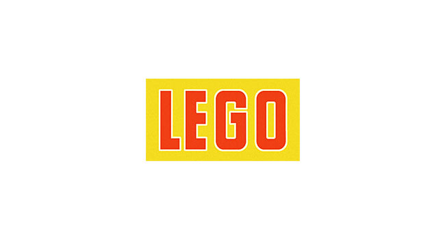 LEGO logo evolution