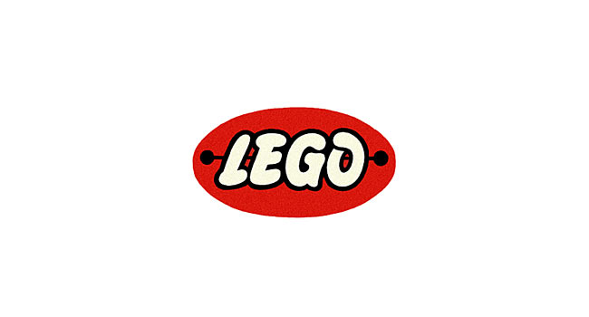 Evolution of the LEGO logo • EMGI Group