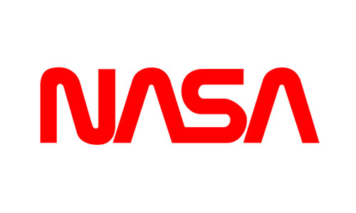 NASA worm logotype