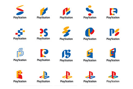 PlayStation logos