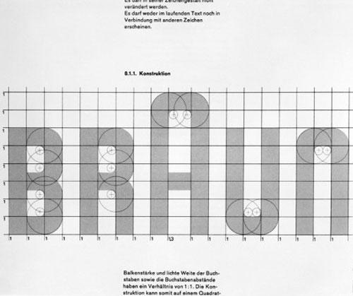 revised Braun logo