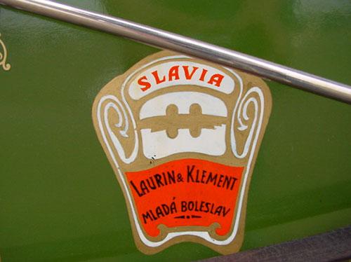 Slavia motorcyle