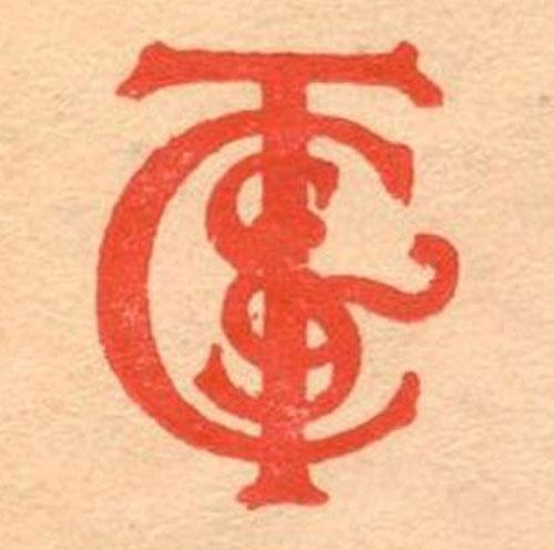 Thomas Cook and Son logo