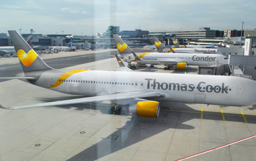 Thomas Cook fleet