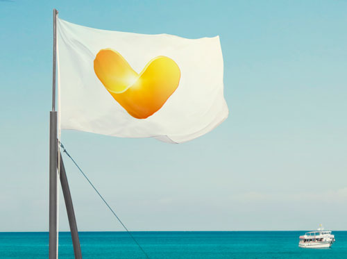 Thomas Cook flag