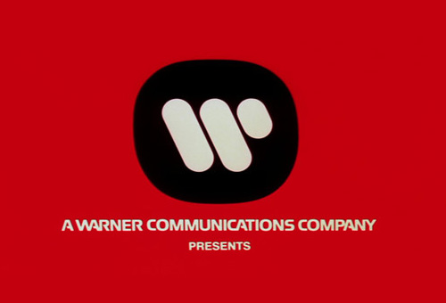Warner Bros logo by Saul Bass