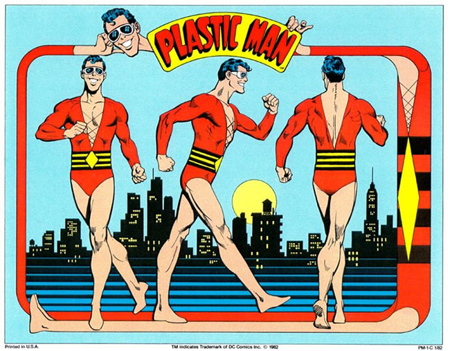 DC Comics style guide