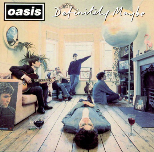 Definitely Maybe album cover