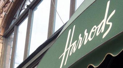 Harrods store