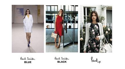 Paul Smith fashion design