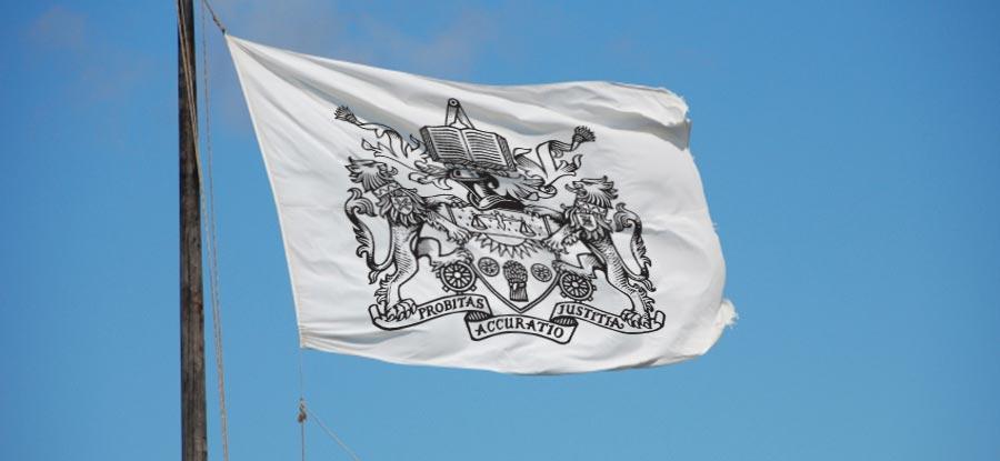 CIMA flag