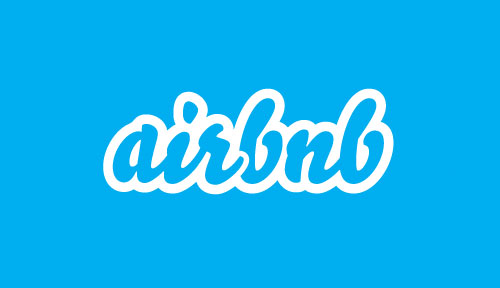Airbnb's old logo