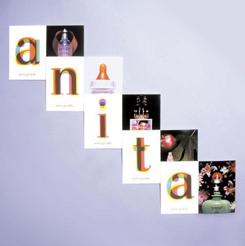 Anita Giraldo brand identity