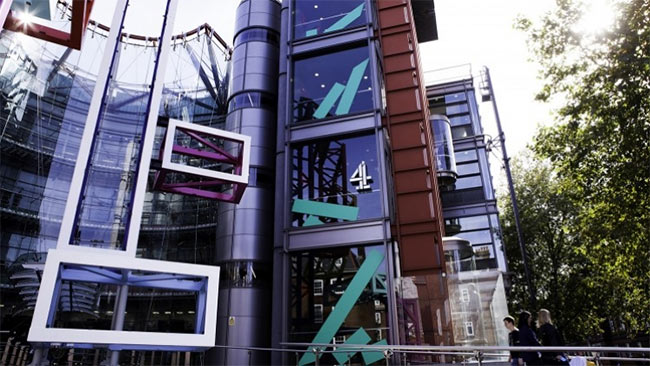 Channel 4 identity